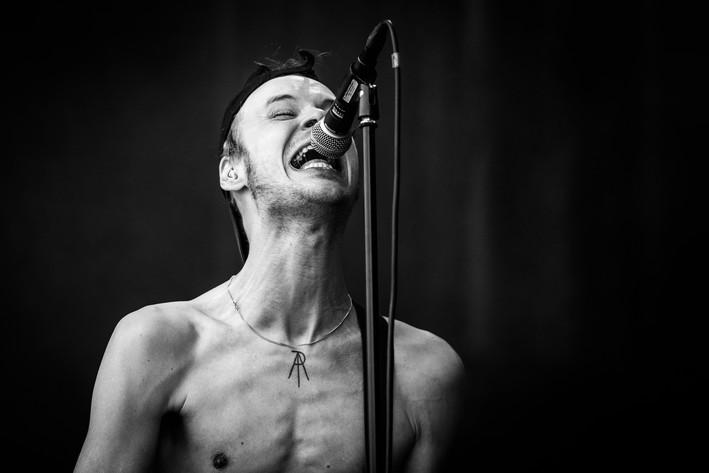2016-07-16 - Mantar spelar på Gefle Metal Festival, Gävle