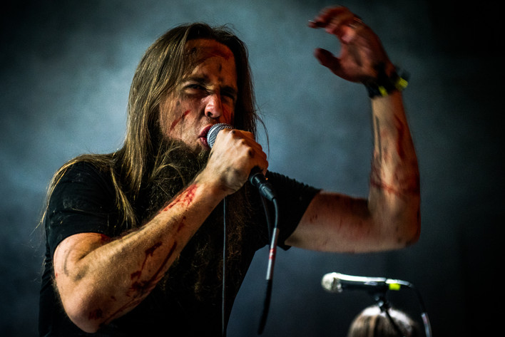 2016-07-16 - In My Embrace performs at Gefle Metal Festival, Gävle