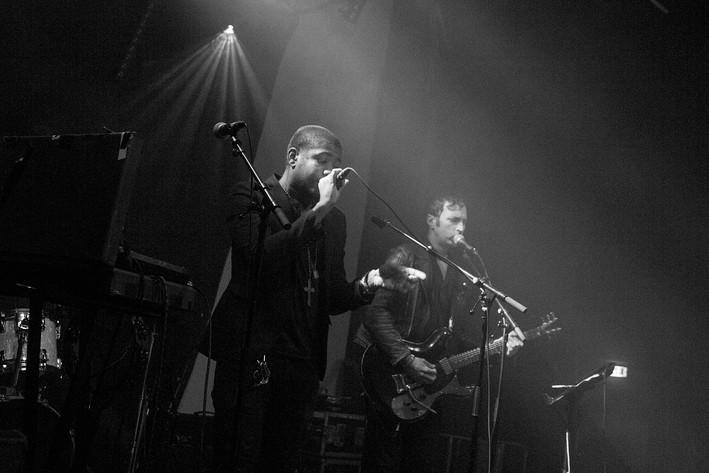 2016-08-11 - Algiers spelar på Way Out West, Göteborg