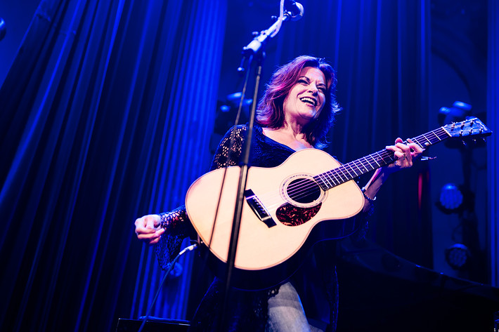 2016-08-24 - Rosanne Cash spelar på Nalen, Stockholm