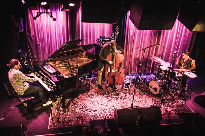 2016-10-12 - Alfredo Rodriguez Trio feat. Ganavya performs at Stockholm Jazz Festival, Stockholm