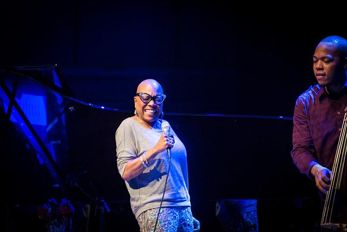 2016-10-15 - Dee Dee Bridgewater spelar på Stockholm Jazz Festival, Stockholm