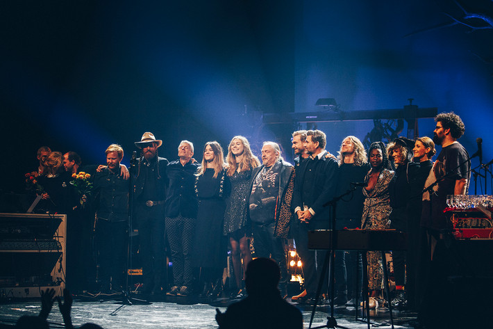 2016-11-14 - Amason performs at Dramaten, Stockholm