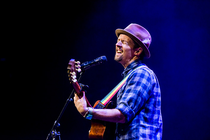 2017-01-13 - Jason Mraz performs at Cirkus, Stockholm