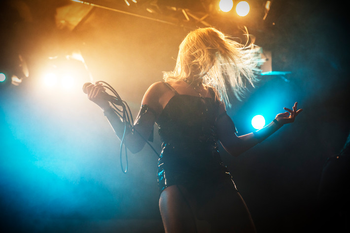 2017-01-27 - Rein performs at Debaser Hornstulls Strand, Stockholm