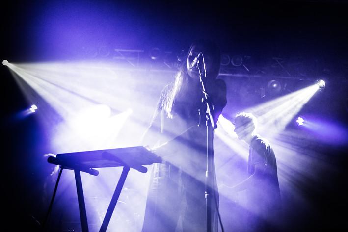 2017-03-17 - Pale Honey performs at Debaser Hornstulls Strand, Stockholm