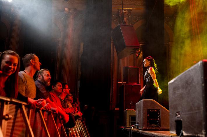 2017-04-19 - En Vogue performs at Nalen, Stockholm