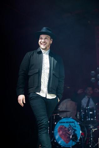 2017-04-19 - Gavin DeGraw spelar på Annexet, Stockholm