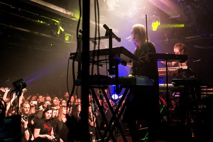 2017-04-30 - Kite performs at Kraken, Stockholm