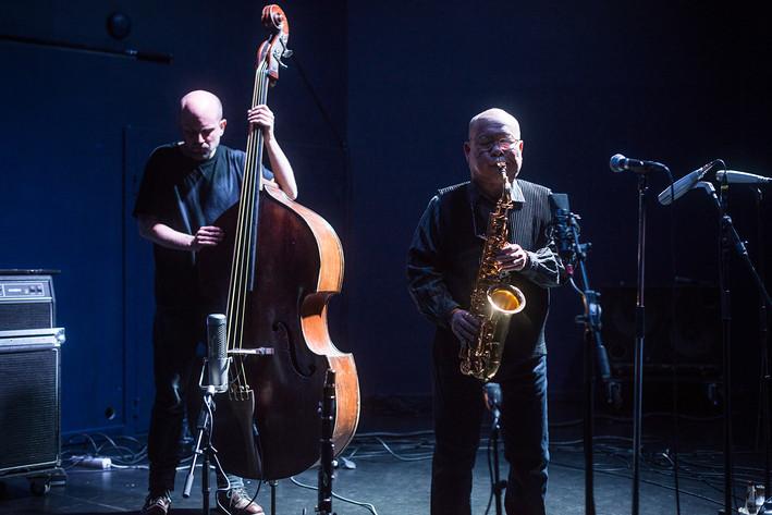 2017-05-04 - Arashi performs at Fylkingen, Stockholm