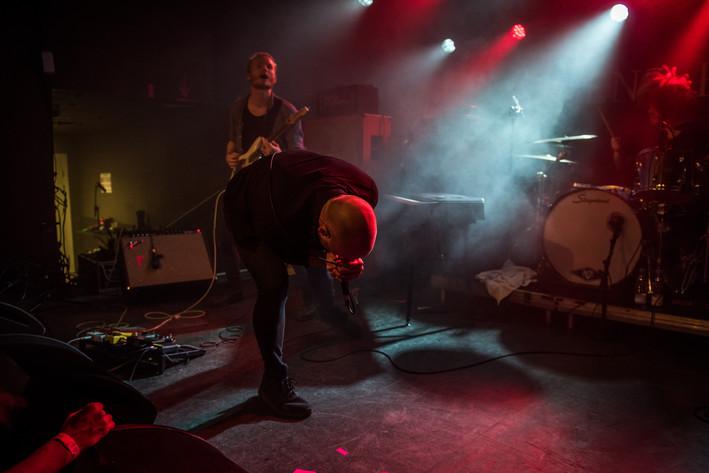2017-05-06 - Agent Fresco performs at A colossal weekend, Köpenhamn