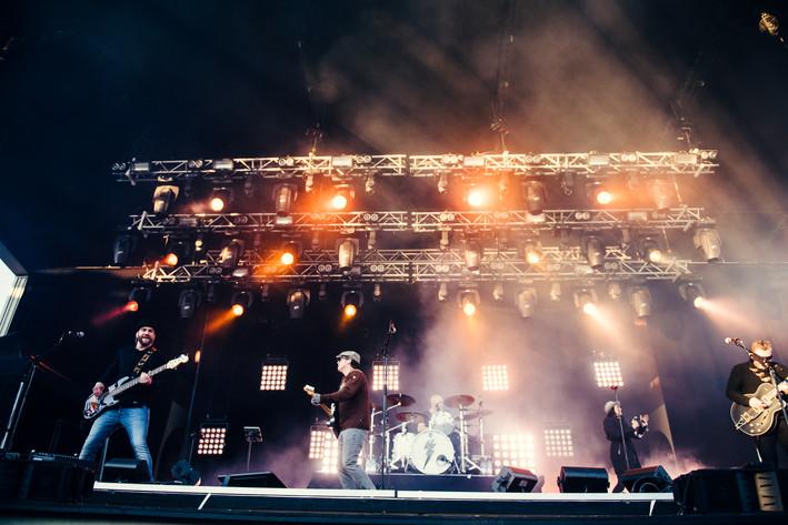 2017-05-12 - Stiftelsen performs at Gröna Lund, Stockholm