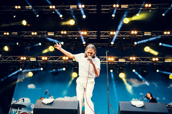 2017-05-19 - Thomas Stenström spelar på Gröna Lund, Stockholm