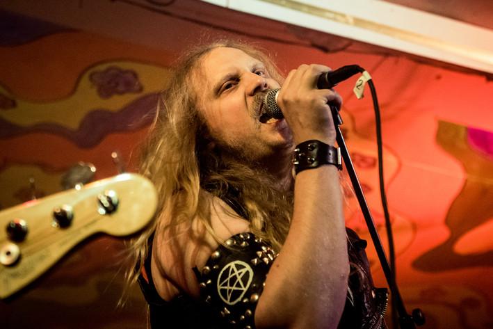2017-06-01 - Antichrist performs at Muskelrock, Alvesta