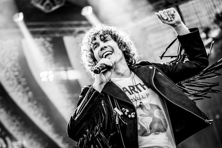 2017-06-17 - Håkan Hellström performs at Campus Arena, Umeå