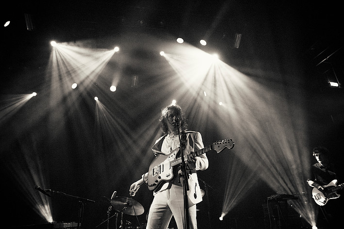2017-06-27 - Kevin Morby performs at Pustervik, Göteborg