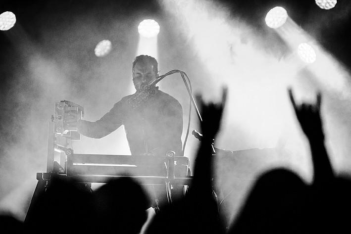 2017-06-29 - Author & Punisher spelar på Roskildefestivalen, Roskilde
