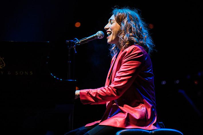 2017-08-12 - Regina Spektor performs at Way Out West, Göteborg