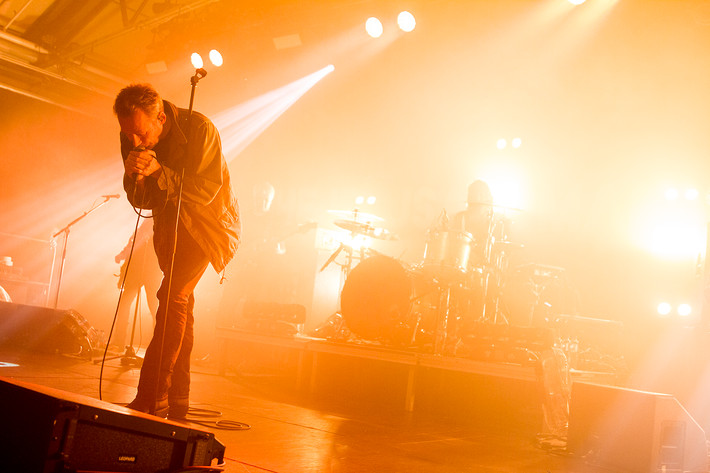 2017-10-08 - The Jesus and Mary Chain performs at Münchenbryggeriet, Stockholm