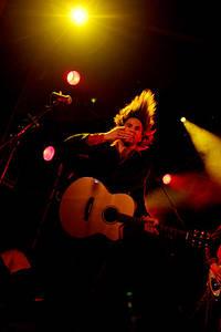 2005-06-17 - Timo Räisänen spelar på Hultsfredsfestivalen, Hultsfred