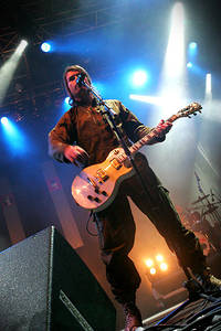 2005-07-07 - Superswede performs at Gatufesten, Sundsvall