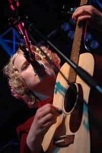 2005-07-15 - Ane Brun performs at Arvikafestivalen, Arvika