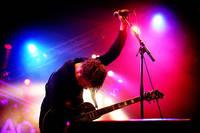 2006-07-07 - Mando Diao spelar på Peace & Love, Borlänge