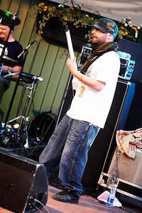 2007-06-28 - Svenska Akademien spelar på Peace & Love, Borlänge