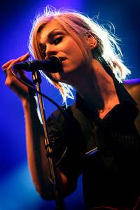 2007-06-28 - Anna Ternheim performs at Peace & Love, Borlänge