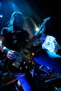 2007-05-22 - Mustasch spelar på Nalen, Stockholm