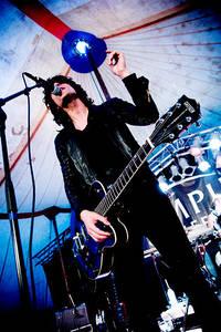 2007-07-20 - Kristian Anttila spelar på Trästockfestivalen, Skellefteå