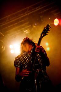 2007-08-11 - Timo Räisänen spelar på Way Out West, Göteborg
