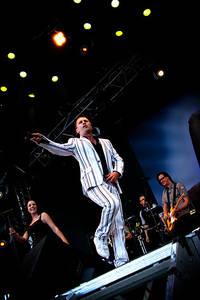 2007-07-05 - Markoolio performs at Gatufesten, Sundsvall