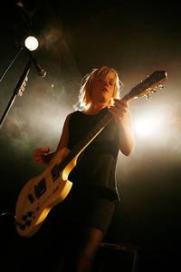 2007-11-01 - Sahara Hotnights performs at Sigrudsgatan, Västerås