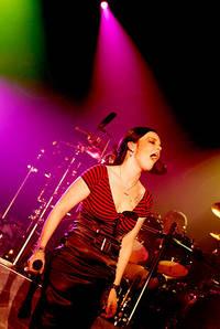 2007-12-04 - Nightwish spelar på Arenan, Stockholm