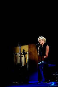 2008-02-26 - Eva Dahlgren performs at Cirkus, Stockholm