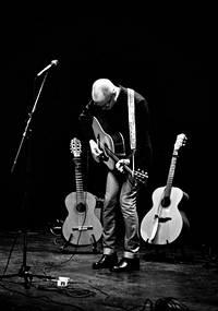 2008-03-27 - Tomas Andersson Wij performs at Folketshus, Hudiksvall