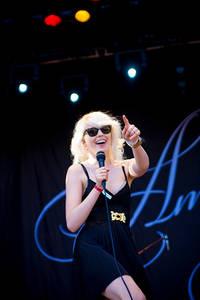 2008-06-26 - Amanda Jenssen spelar på Peace & Love, Borlänge