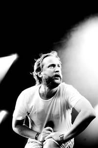 2008-07-04 - Mange Schmidt spelar på Gatufesten, Sundsvall