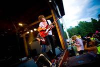 2008-07-31 - Markus Krunegård spelar på Emmabodafestivalen, Emmaboda
