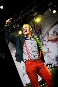 2008-08-09 - Håkan Hellström spelar på Way Out West, Göteborg