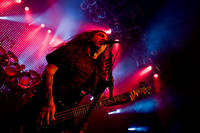 2008-11-22 - Slayer performs at Lisebergshallen, Göteborg