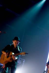 2008-11-29 - Bo Kaspers Orkester spelar på Lisebergshallen, Göteborg