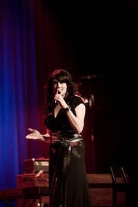 2009-03-09 - Jill Johnson spelar på Cirkus, Stockholm