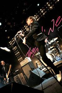 2009-03-24 - The Hives spelar på Trädgår'n, Göteborg