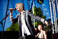 2009-05-30 - Anna Ternheim performs at Siesta!, Hässleholm