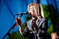 2009-05-30 - Anna Ternheim performs at Siesta!, Hässleholm