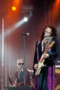 2009-06-06 - Electric Boys performs at Sweden Rock Festival, Sölvesborg