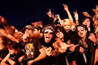 2009-06-25 - Mötley Crüe spelar på Peace & Love, Borlänge