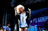 2009-06-25 - The Sounds performs at Peace & Love, Borlänge